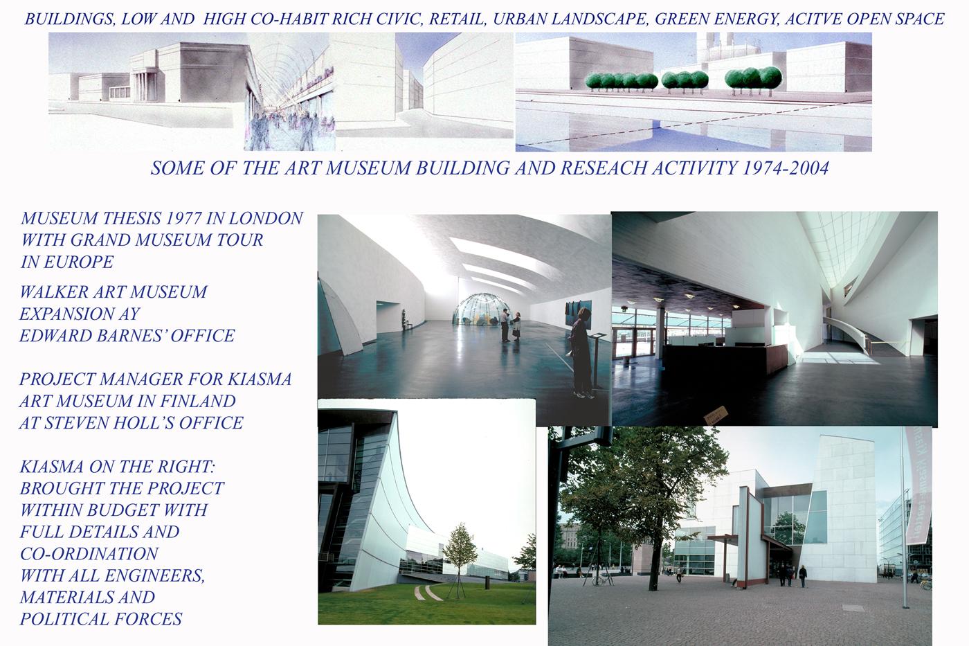 MUSEUM experience